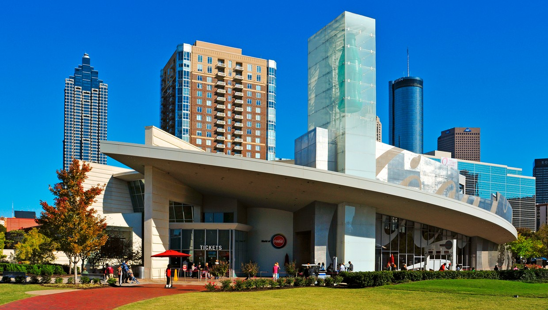 The World of Coca-Cola, Atlanta, United States